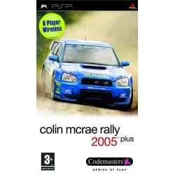 Colin McRae Rally 2005-psp-bazar