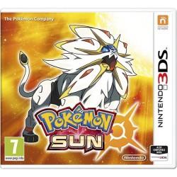 Pokemon Ultra Sun - Americká norma !! Bez obalu !!-3DS bazar
