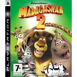 Madagascar: Escape 2 Africa-ps3-bazar