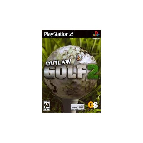 Outlaw Golf 2-ps2-bazar