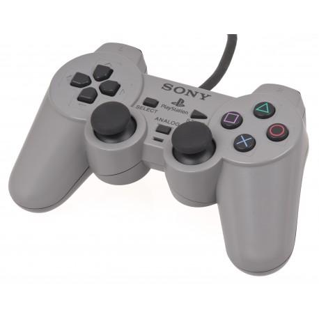 PS1 Drátový Ovladač Sony Dualshock -ps1-bazar