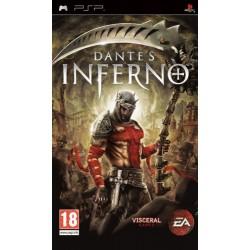 Dantes Inferno-psp-bazar