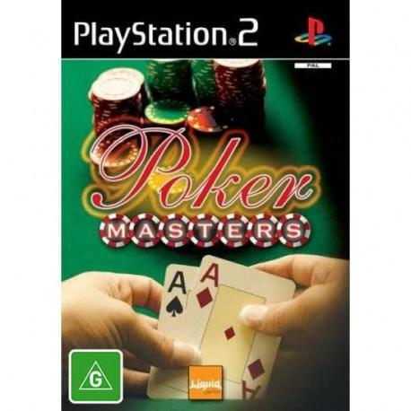 Poker Masters-ps2-bazar