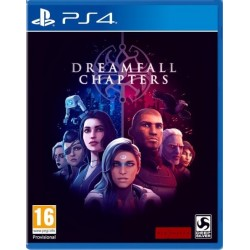 DREAMFALL CHAPTERS-ps4
