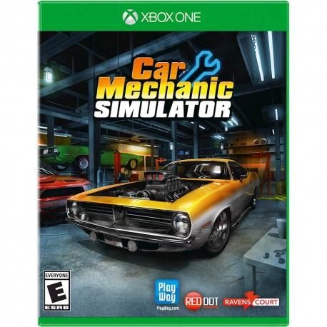 Car Mechanic Simulator 2018-xone