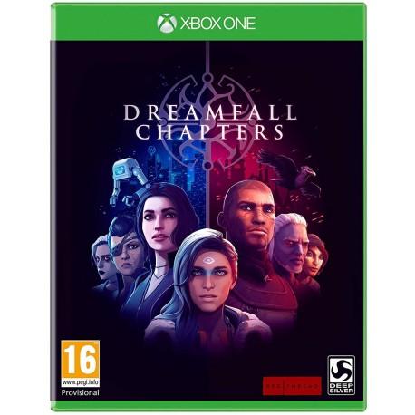 Dreamfall Chapters-xone
