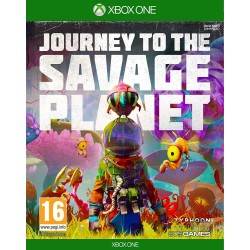 Journey To The Savage Planet-xone