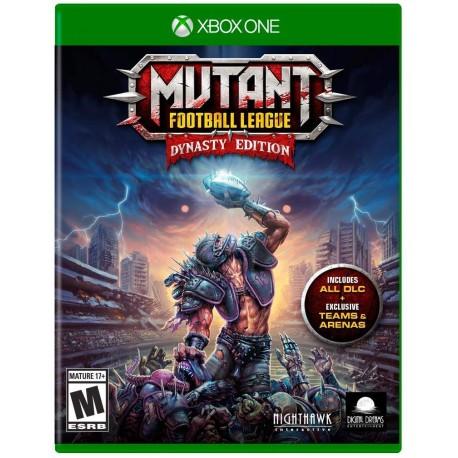 Mutant Football League (Dynasty Edition)-xone