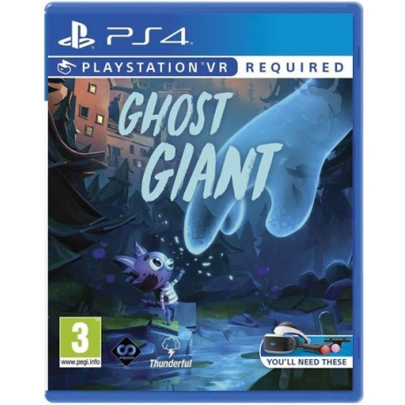 Ghost Giant-ps4