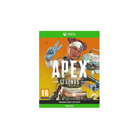 Apex Lifeline-xone
