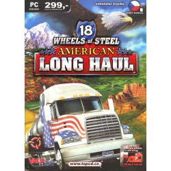 18 WHEELS OF STEEL: AMERICAN LONG HAUL-pc