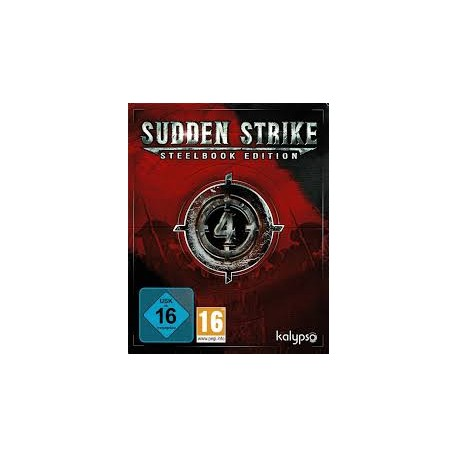 Sudden Strike 4 Steelbook Edition-ps4