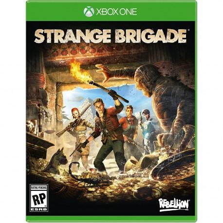 Strange Brigade-xone-bazar