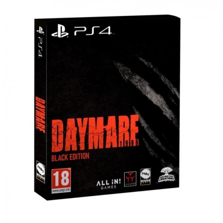 DAYMARE: 1998 BLACK EDITION-ps4