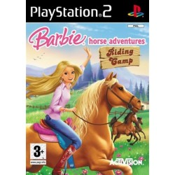 Barbie Horse Adventures Riding Camp-ps2-bazar