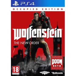 Wolfenstein: The New Order Occupied Edition-ps4-bazar