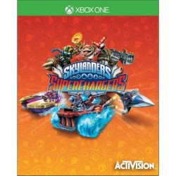 Skylanders: SuperChargers - Pouze CD !!!-one-bazar