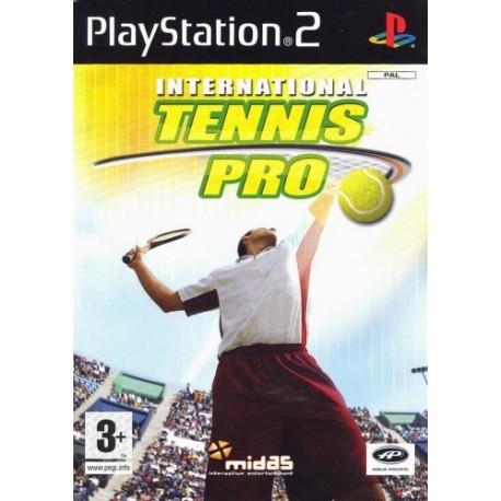 International Tennis Pro-ps2-bazar