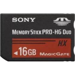 Memory Stick Pro Duo 16 GB Sony-psp-bazar