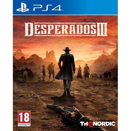 Desperados 3-ps4