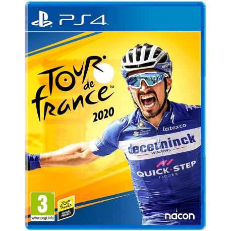 Tour de France 2020-ps4