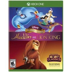 Aladdin and The Lion King-xone