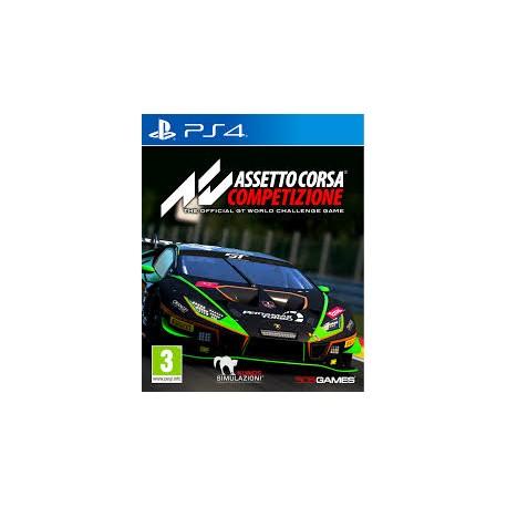 Assetto Corsa Competizione-ps4