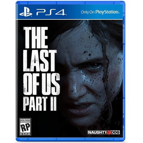 The Last of Us: Part II-ps4
