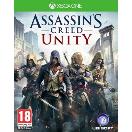 Assassins Creed: Unity Voucher-xone