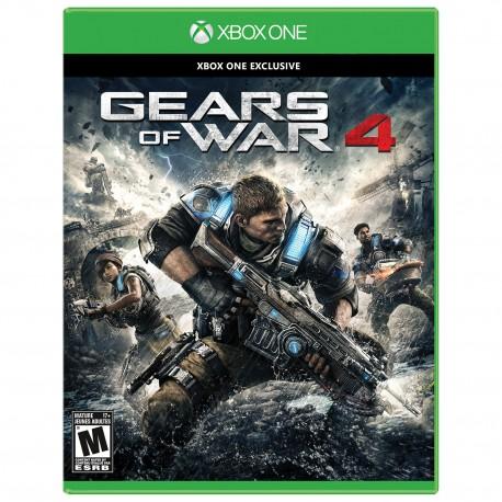 Gears of War 4 Voucher-xone