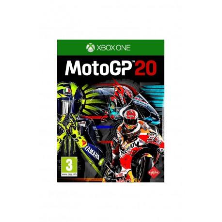 MotoGP 20-xone