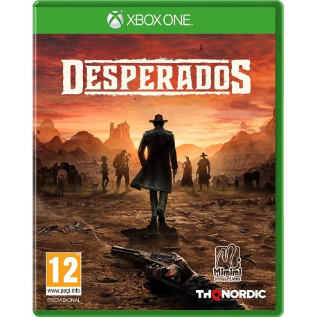 Desperados 3-xone