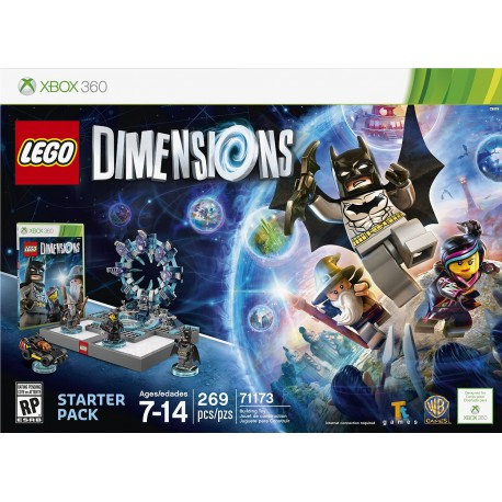 LEGO Dimensions Starter Pack-x360