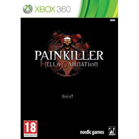 Painkiller: Hell & Damnation Collectors Edition-x360