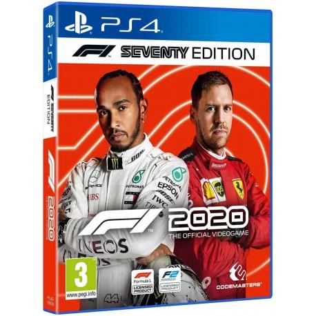 F1 2020 (Seventy Edition)-ps4