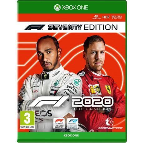 F1 2020 (Seventy Edition)-xone