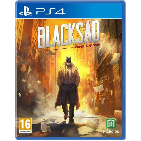 Blacksad: Under the Skin (Limited Edition)-ps4