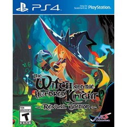 The Witch and the Hundred Knight: Revival Edition  Ofocený obal !!