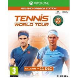 Tennis World Tour RG Edition-xone
