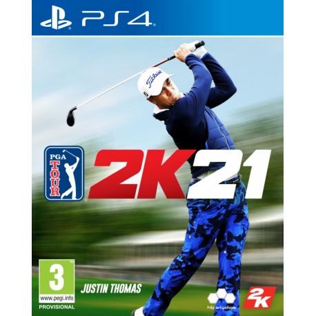PGA Tour 2K21-ps4