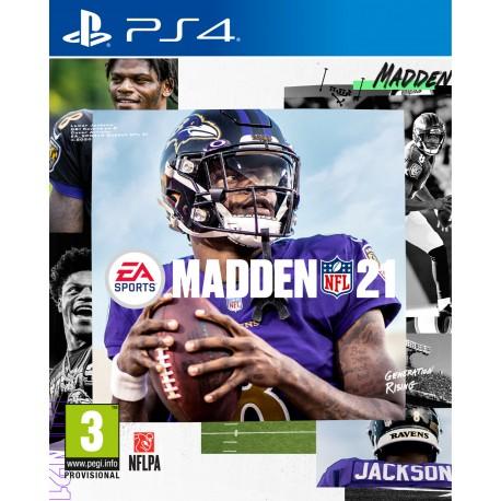 Madden NFL 21-ps4