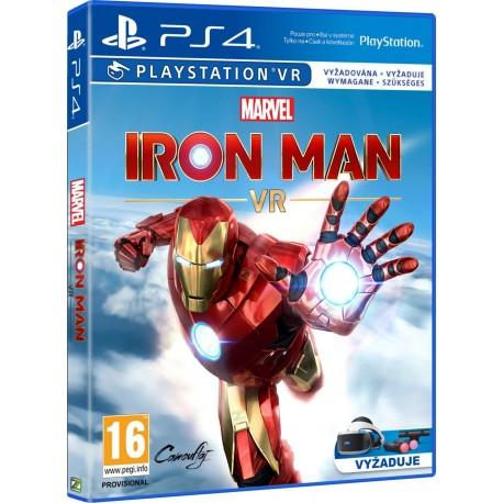 Marvel's Iron Man VR-ps4