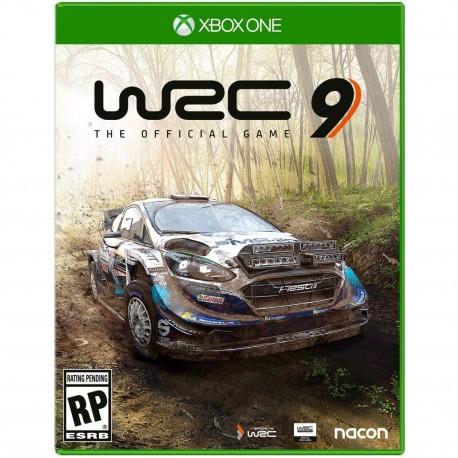 WRC 9-xone