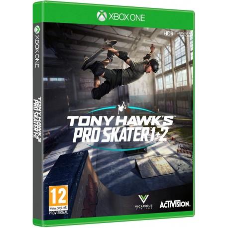 Tony Hawk´s Pro Skater 1+2-xone