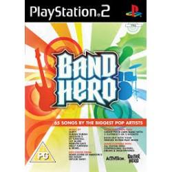 Band Hero-ps2-bazar