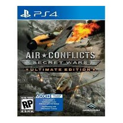 Air Conflicts: Secret Wars Ultimate Edition-ps4-bazar