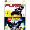 Pure and Lego Batman