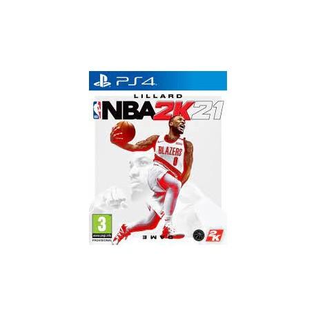 NBA 2K21-ps4