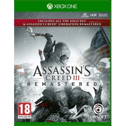 Assassins Creed 3 + Liberation Remastered-xone-bazar