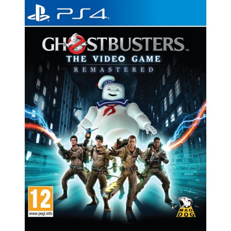 Ghostbusters: The Video Game Remastered-ps4